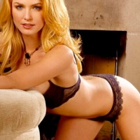 Hot Actress # 346 - Whitney Able: Blonde Bombshell