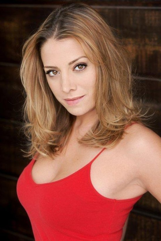 actress stacey oristano shockwave