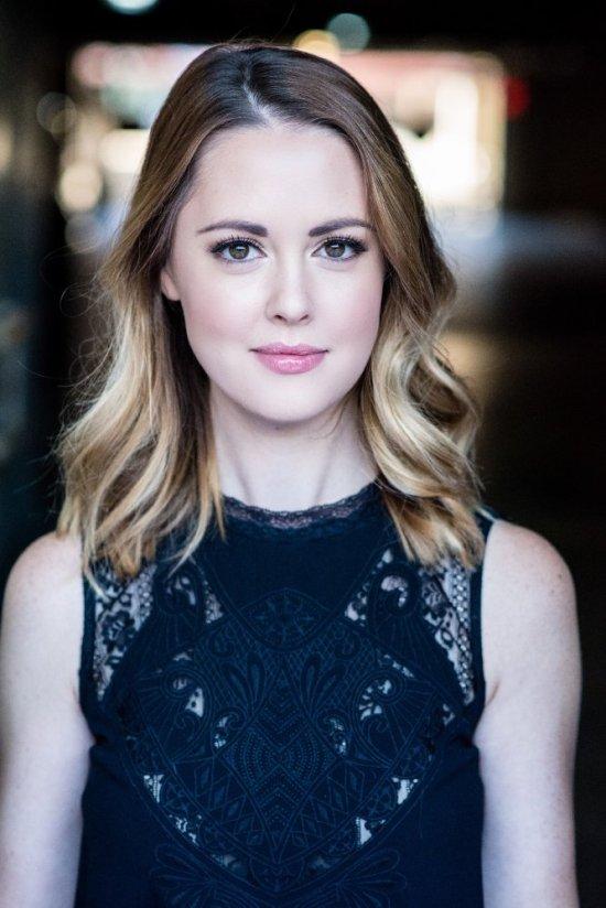 actress aynsley bubbico spotlight