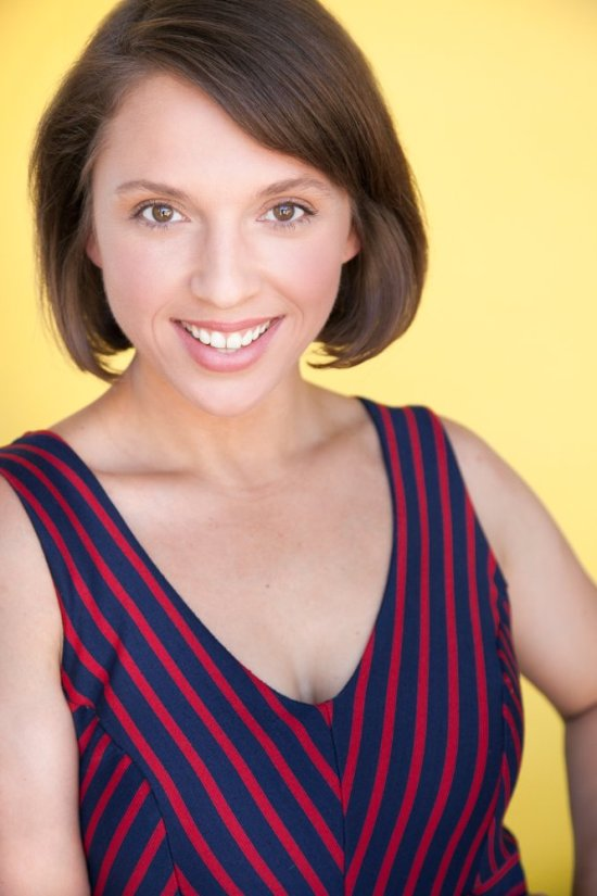 actress katie l hall don't tell larry
