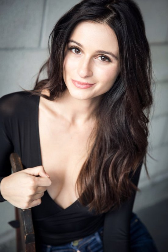 actress melanie papalia you me her