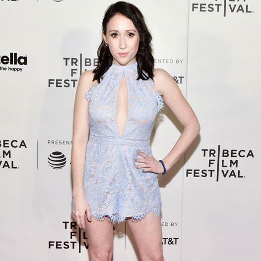 actress kayla harrity the last poker game tribeca 2017