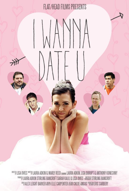 director lisa ovies i wanna date you