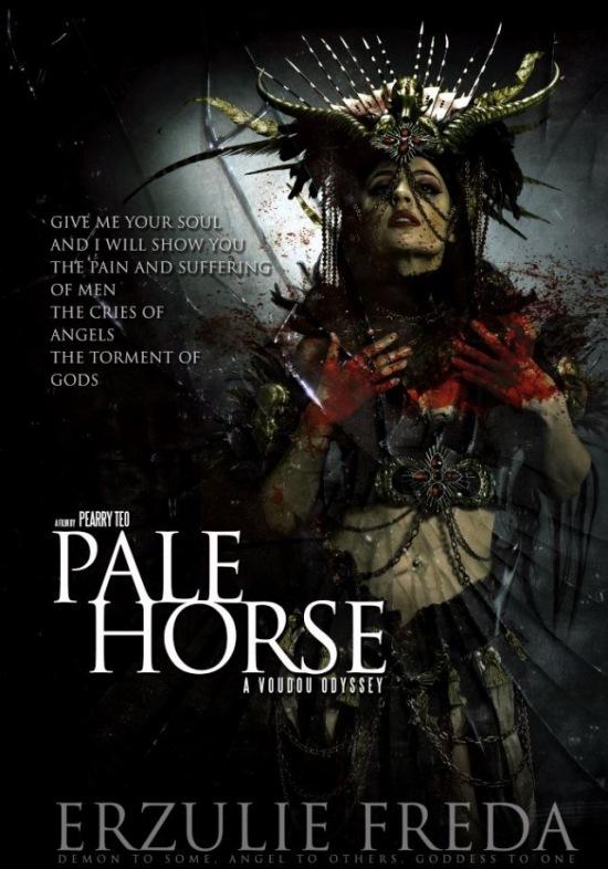 actress alexandra bard pale horse