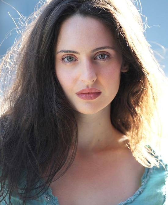 actress alexandra bard model