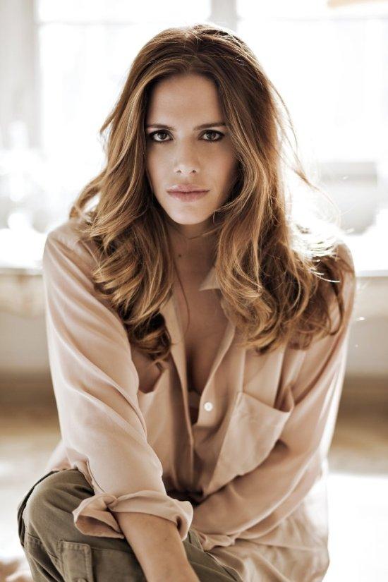 actress cristen coppen casual