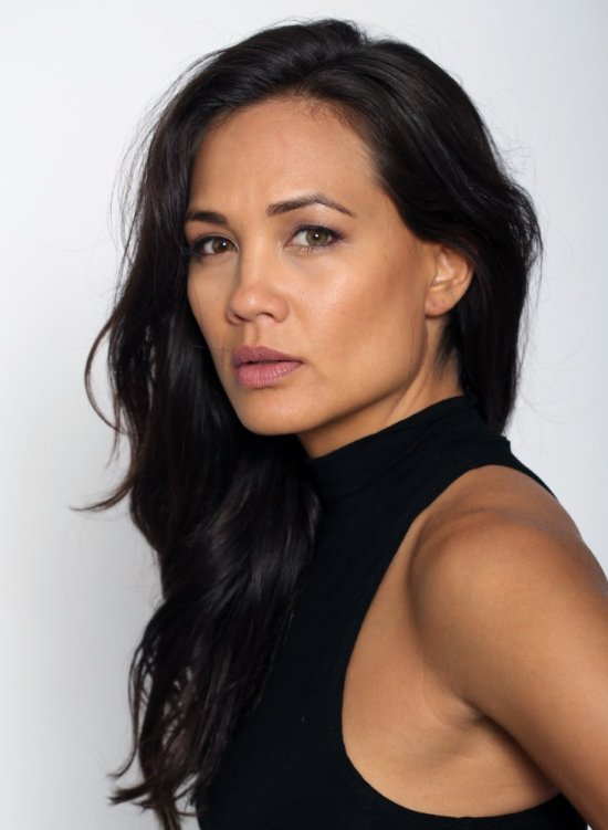 actress nadine nicole the expanse