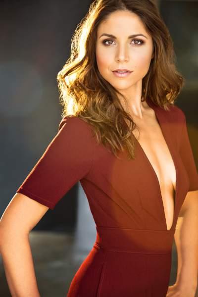 actress brynn alexander lucifer