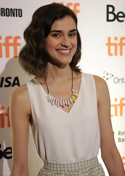 actress rebecca liddiard alias grace slasher frankie drake mysteries
