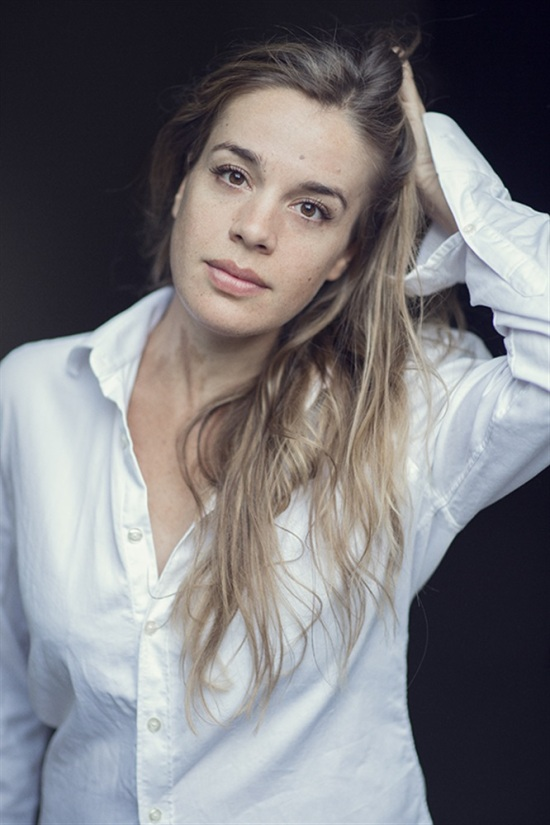 actress sara verhagen golden door film festival 2019 les trompes de ma mere