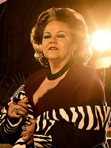 actress spotlight lidia porto get shorty